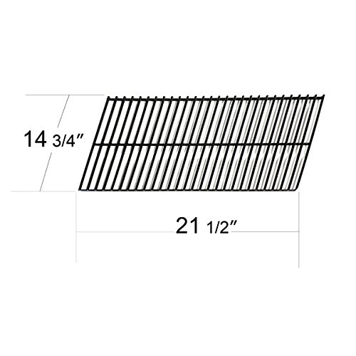 92401 - Porcelain Steel Wire Cooking Grid For Charmglow, Great Outdoors, Kenmore, Sunbeam & Turco Gas Grill Models