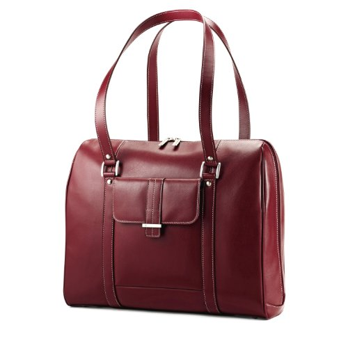 Samsonite Luggage Women's Business Satchel, Red, One Size