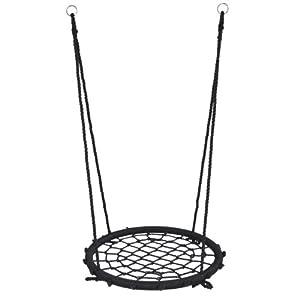 balan oire en corde pour enfants 90 cm h 180 cm capacit de charge environ 100 kg. Black Bedroom Furniture Sets. Home Design Ideas