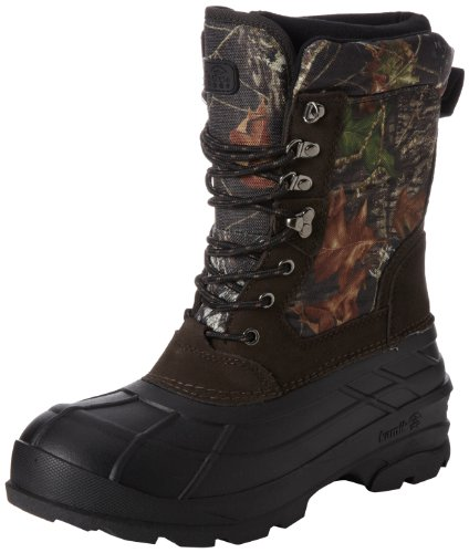 Why Choose Kamik Men's Nation Camo Hunting Boot