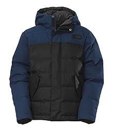 The North Face BOYS\' GLENDON DOWN JACKET CRW5BL5_XXS