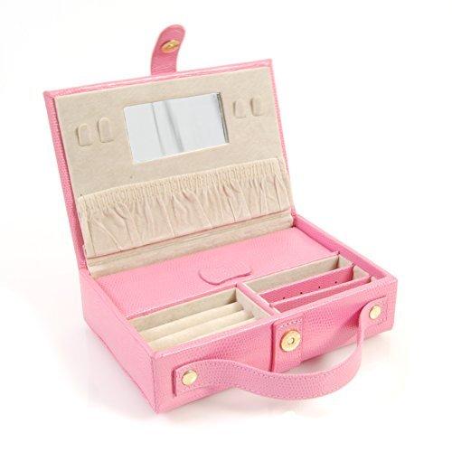 budd-leather-lizard-print-calf-travel-jewel-box-pink-by-budd-leather