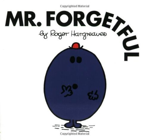 Mr. Forgetful (Mr. Men and Little Miss) by Hargreaves, Roger (1998) Paperback - Roger Hargreaves