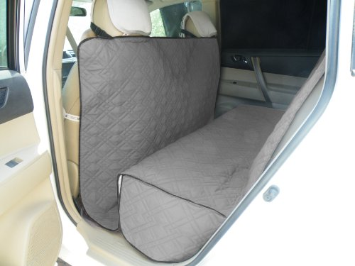 """Quilted And Padded Seat Cover For Pets 56""""Wx97""""L front-140306"""