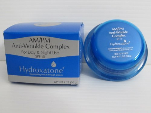 Hydroxatone AM/PM Anti-Wrinkle Complex For Day