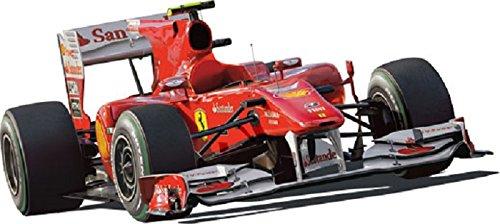 フジミ模型 1/20 グランプリシリーズ No.19 フェラーリ F10 日本/ドイツ/イタリアGP プラモデル