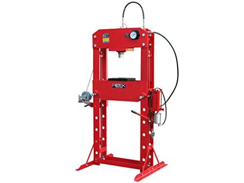 Rotek-50t-Werkstattpresse-WZWP-050MPV-manuell-und-pneumatisch