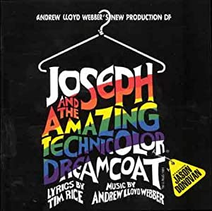 Cover of &quot;Joseph And The Amazing Technico...