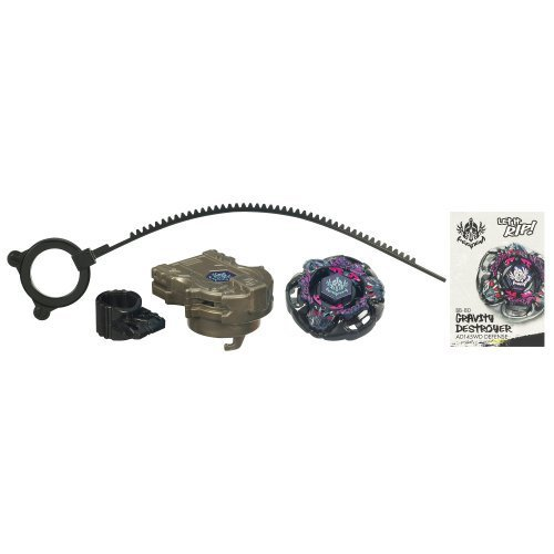 Beyblade Gravity Destroyer AD 145 WD BB80 by Beyblade - 1