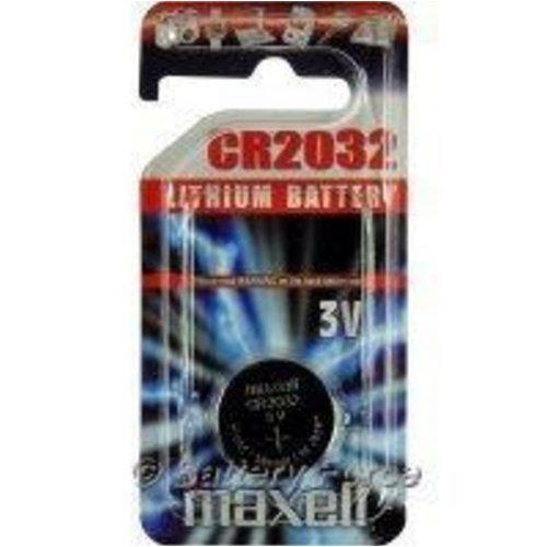 Maxell-1 Cr2032 3 Volt Lithium Battery