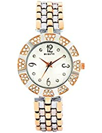 Aveiro Two Tone Analog Women's Watch