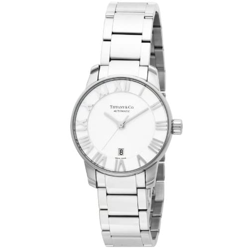 [ティファニー]Tiffany&Co. 腕時計 Atlas Dome シルバー文字盤 自動巻 Z1830.68.10A21A00A レディース 【並行輸入品】