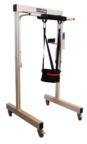 Spinoflex Pmd350-G Adaptable Body Weight Support System With Gait Analysis
