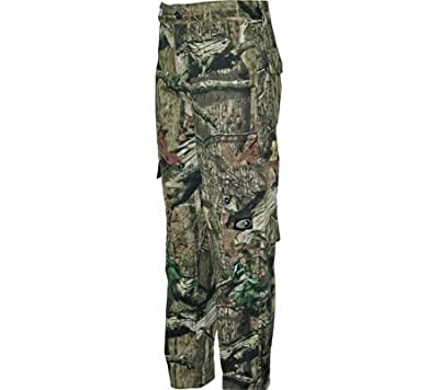 Walls Boys Youth Grown With Me Camo Six Pocket Hunting Pants