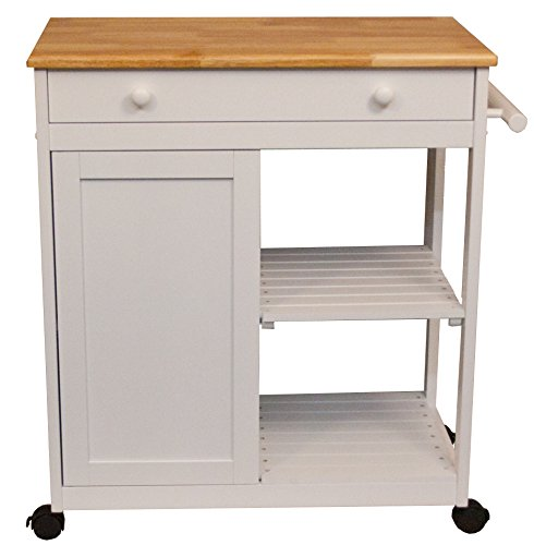 Best Cheap Denver White Modern Kitchen Cart For Sale 2016 Review Giftvacations