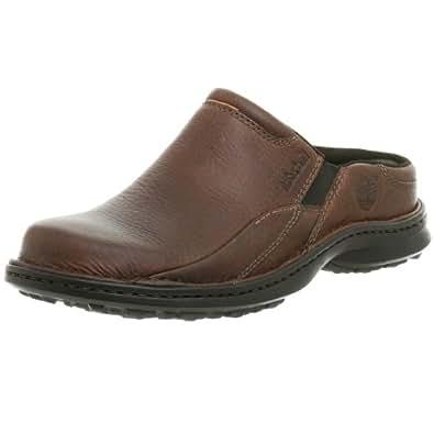 Amazon.com Timberland Menu0026#39;s Mount Burbank ClogBrown7 M Shoes