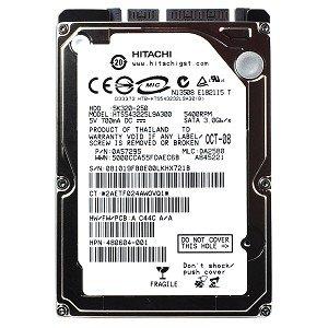 Amazon.com: HITACHI 0A56415 2.5-Inch 250GB 5400 RPM SATA Internal Hard Drive: Electronics