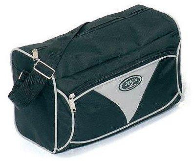 Sporttasche Reisetasche Umhängetasche 581-schwarz