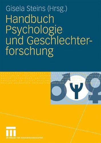 Handbuch Psychologie Und Geschlechterforschung (German Edition) front-72974