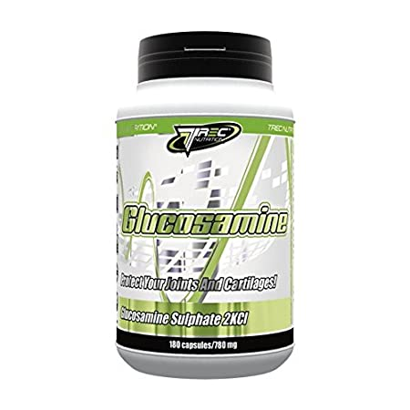 GLUCOSAMINE - 180 CAP / Protect Your Joints And Cartilages!