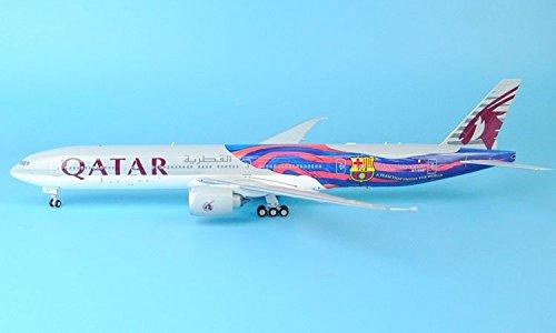 KNL® Eagle 200020A B777-300ER A7-BAE Barcelona Qatar Airways (Qatar Airways Model compare prices)