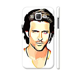 Colorpur Hrithik Roshan Designer Mobile Phone Case Back Cover For Samsung Galaxy J5 | Artist: Divakar Vikramjeet Singh