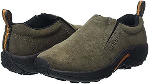 11. Merrell Men's Jungle Moc Slip-On Shoe