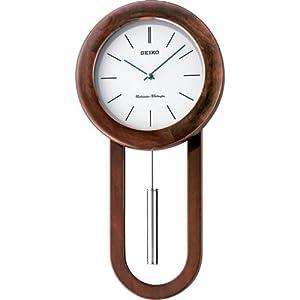 seiko analogue wall clock qxh057b kitchen home