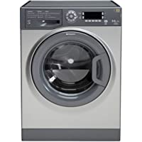 Hotpoint Ltd WDUD9640G ULTIMA 1400rpm Washer Dryer 9kg\/6kg Load Graphite