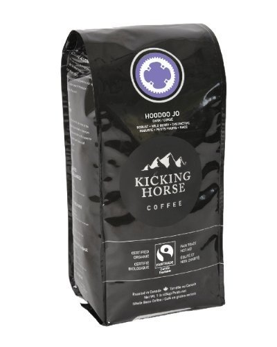 Kicking Horse Coffee, Hoodoo Jo, 1 Pound by Kicking Horse Coffee [Foods]