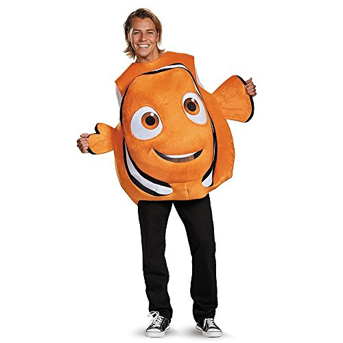 Men's Finding Dory Nemo Halloween Costume Idea