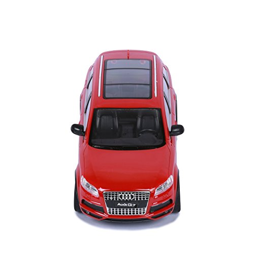 Mitashi Dash  1:16  Rechargeable R/C Audi Q7, Red