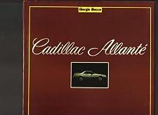 Cadillac Allante Giorgio Bocca
