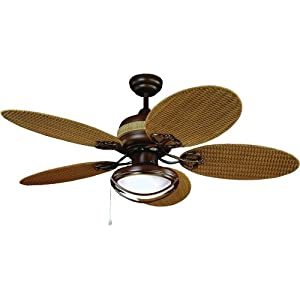 Outdoor Ceiling Fan with Light 2