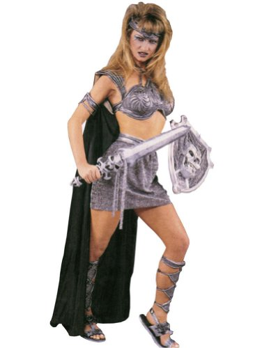 Millennium Warrior Adult Womens Costume