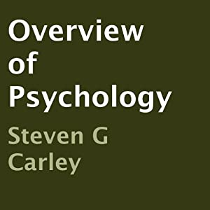 Overview of Psychology Audiobook
