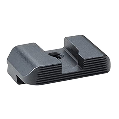 "Ultimate Arms Gear GL-405L Glock 17,19,22,23,24,26,27,33,34,35,37,38,39 Serrated .256"" H .180"" Notch Pro REAR Sight from Ultimate Arms Gear"