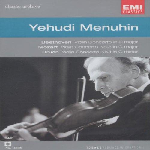 Yehudi Menuhin - Classic Archive [DVD] [2002] [Region 1] [NTSC]