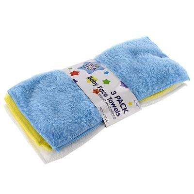 3-super-soft-microfibre-baby-face-towels-bath-flannel-wash-cloth-wipe-boy-girl-shopmonk-blue