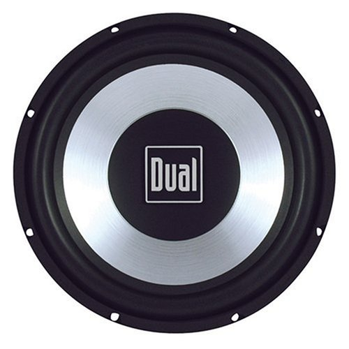 Dual Electronics Ds12 12 Inch Car Subwoofer