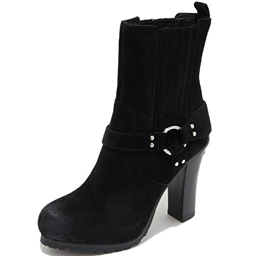 9300I LIU JO tronchetto donna boots shoes women nero [35]