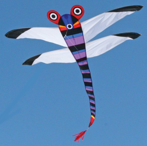 George Peters' Dragonfly Kite - Arctic