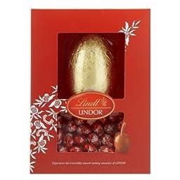 Lindt Lindor Milk Chocolate Truffle Eggs, 7.7 oz