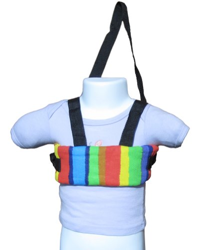 Baby / Toddler Walking Harness (Rainbow)