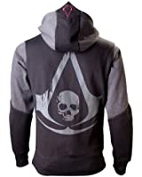 Bioworld - Sweat à Capuche Assassin's Creed IV Black Flag