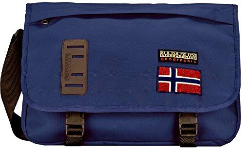 Napapijri Nordland borsa a tracolla 46 cm blue marine