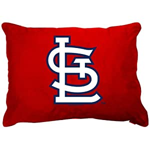 Hunter MFG Pet Bed Pillow, St. Louis Cardinals by Hunter