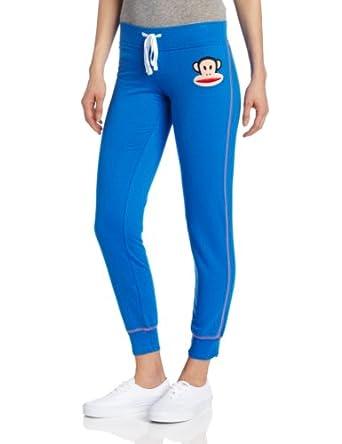 (新品)大嘴猴Paul Frank Junior's 两色修身休闲裤 居家裤Solid Pant $20.30