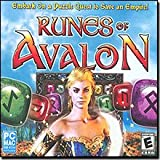 Sierra Runes of Avalon for WIN/MAC for Age - All Ages (Catalog Category: PC Games / Puzzle )