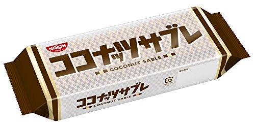 日清シスコ ココナッツサブレ 22枚×12袋